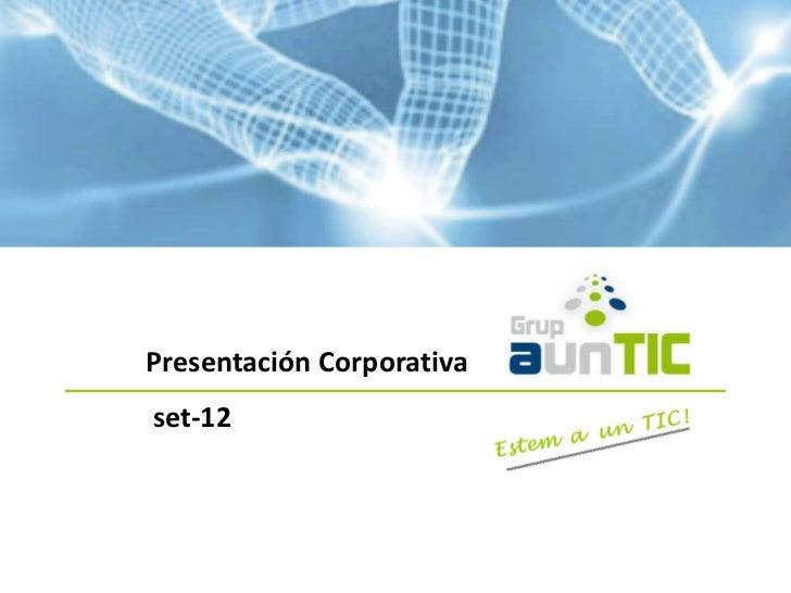 Presentación Corporativaset-12