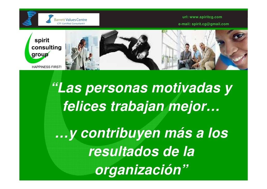  2010, Spirit Consulting Group . All rights reserved                                                           url: www.s...
