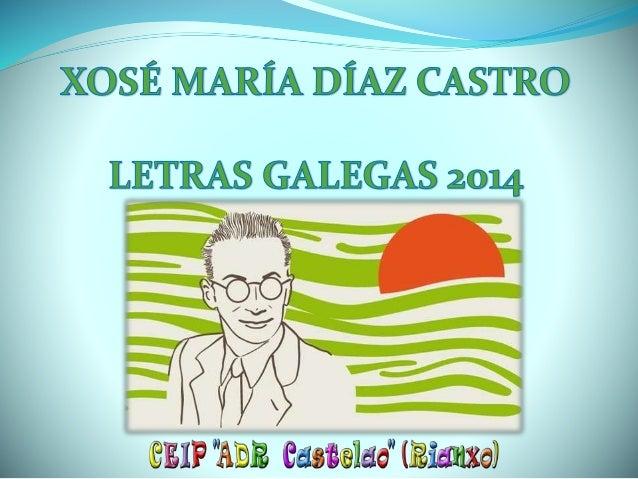 O Día das Letras Galegas é unha celebración para a exaltación e promoción da nosa literatura e da nosa lingua.
