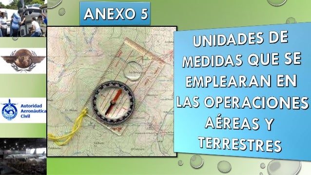 OACI (18 ANEXOS)