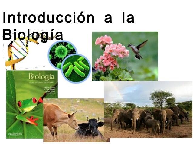 Introducción a laBiología