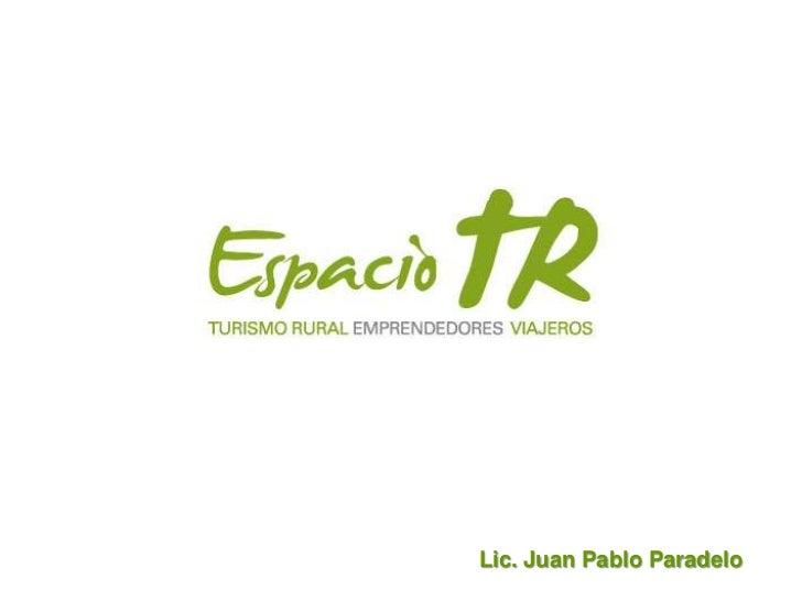 Lic. Juan Pablo Paradelo<br />