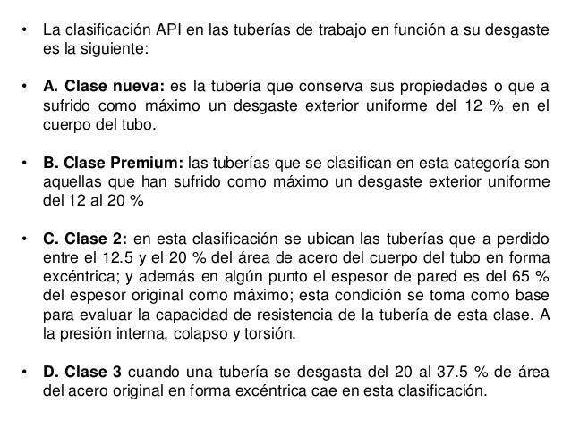 Presentación de elem. de perforación Slide 3