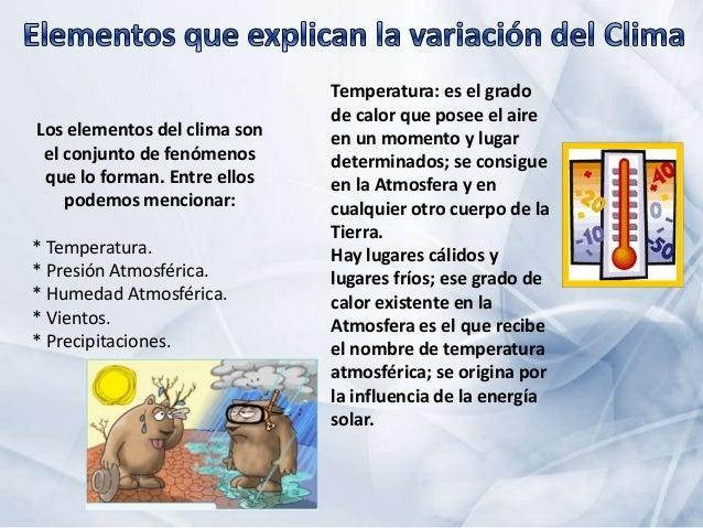 Factores y elementos que explican la variaci n clim tica - Humedad relativa en casa ...