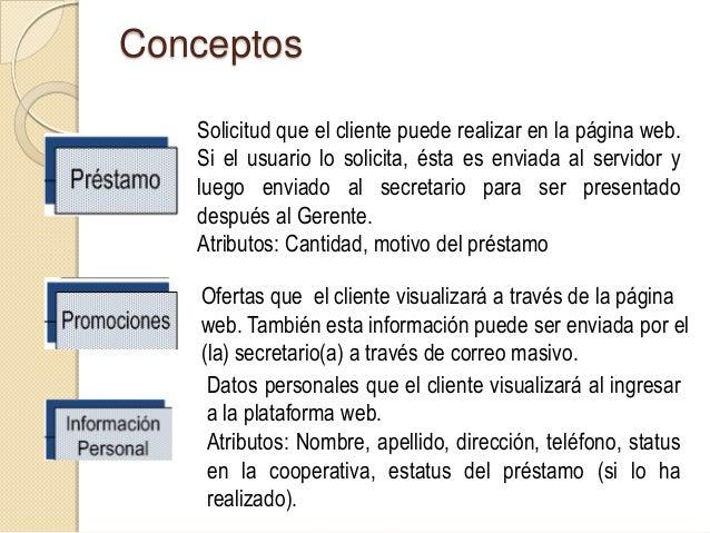 Modelo ConceptualRelaciones