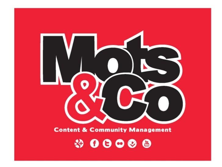 Presentación de la agencia MotsAndCo