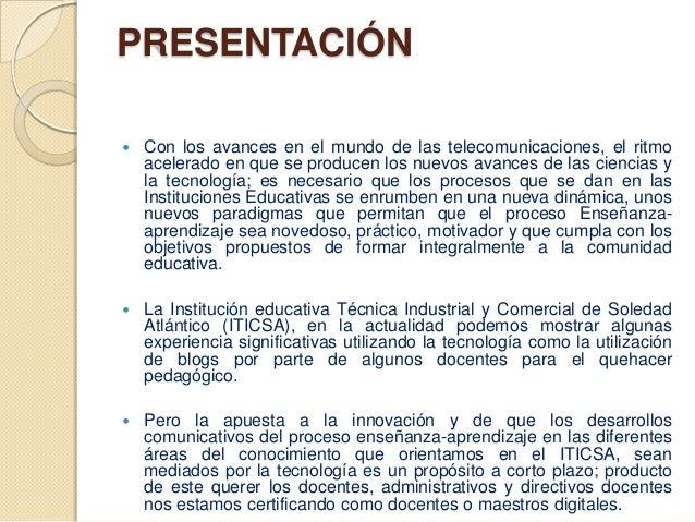 Presentación de las tic Slide 3