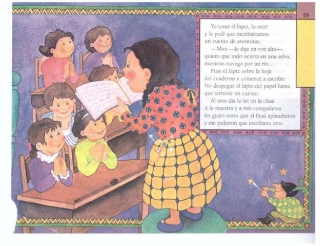 ESPAÑOL. Segundo grado. LECTURAS. 1993.