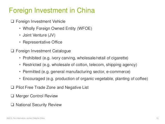 China's Pilot Free Trade Zones | Deloitte China | Tax