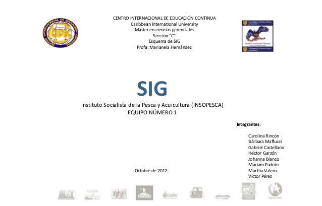 CENTRO INTERNACIONAL DE EDUCACIÓN CONTINUA                    Caribbean International University                      Mást...