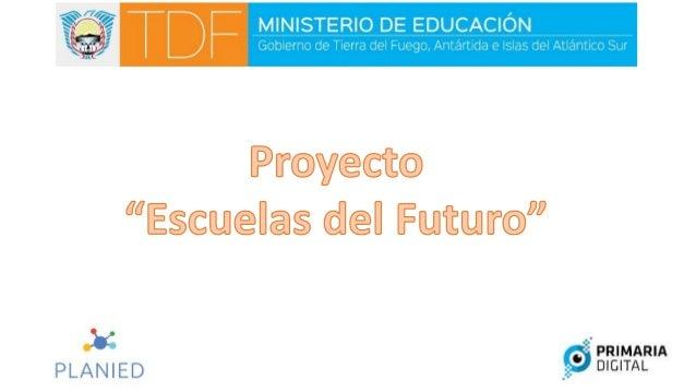El programa Escuelas del Futuro, que alcanzará a 3.000 escuelas públicas de nivel primario y secundario de todo el país, e...