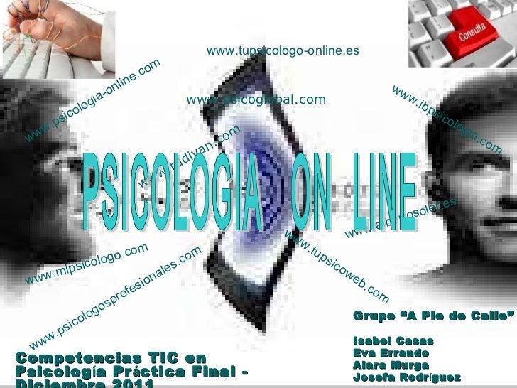 www.psicologosprofesionales.com www.tudivan.com www.albertosoler.es www.mipsicologo.com www.psicoglobal.com www.tupsicolog...