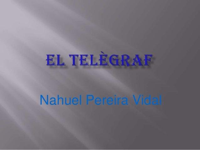 Nahuel Pereira Vidal