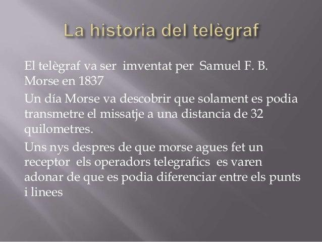 el telègraf Slide 2