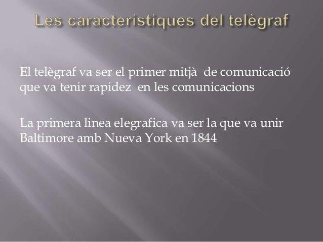 el telègraf Slide 3