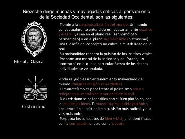 Filosofía Clásica Cristianismo -Toda religión es un entendimiento malversado del mundo. Ninguna religión es verdadera. -El...