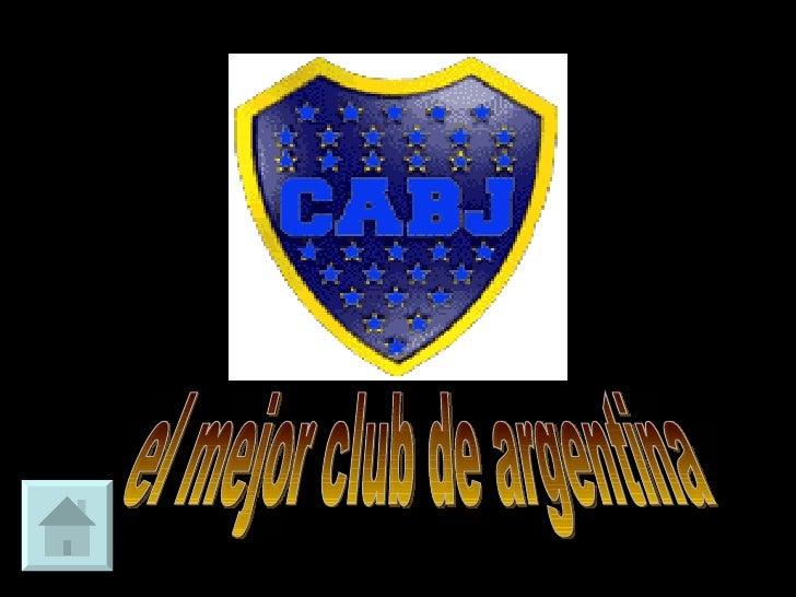 el mejor club de argentina