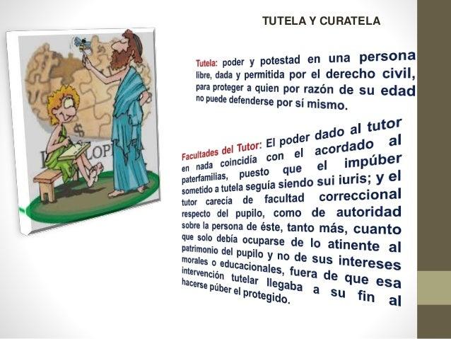 Matrimonio Romano Tutela Y Curatela : Tutelas y curatelas derechos reales derecho romano