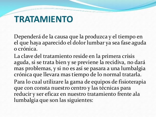 Spondiloartroz del departamento lumbar y la hernia intervertebral