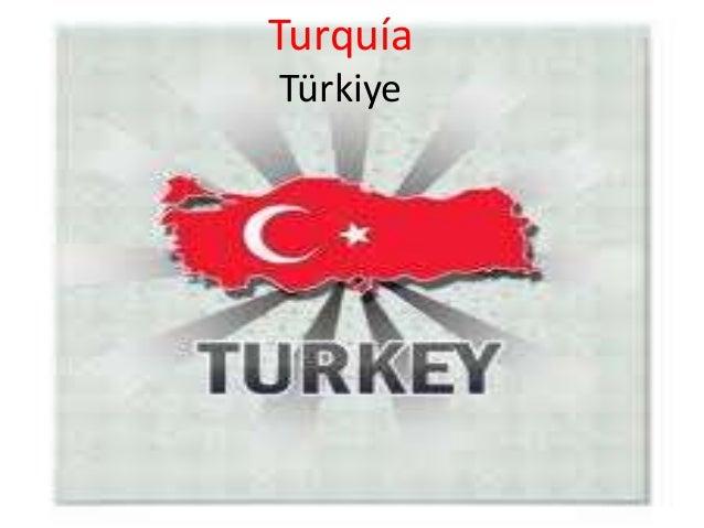 TurquíaTürkiye