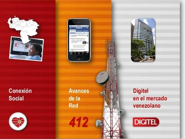 Presentación digitel dic 2012 final Slide 2