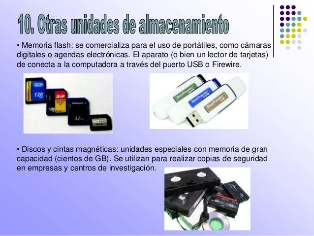 Presentacion Dispositivos De Almacenamiento