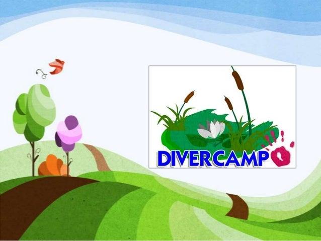 MISIÓN CLUB DIVERCAMPO busca desarrollar un espacio lúdico interactivo, enmarcado en la filosofía de la sostenibilidad, ba...