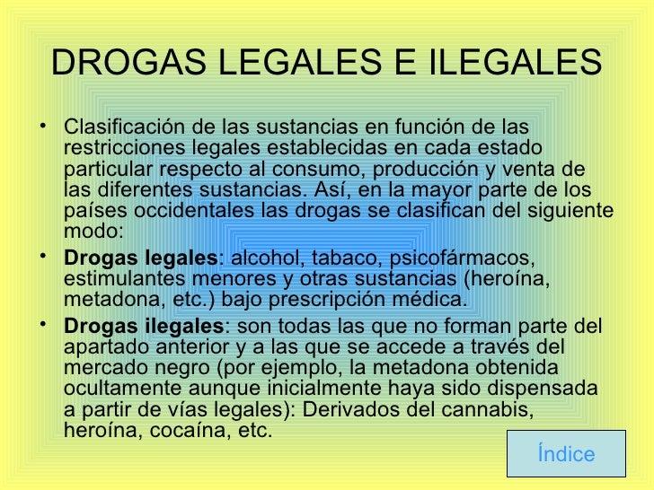 Salud / Drogas