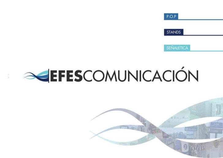 Presentación EFES
