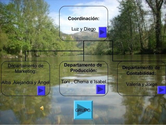 Coordinación:                              Luz y Diego  Departamento de          Departamento de                          ...