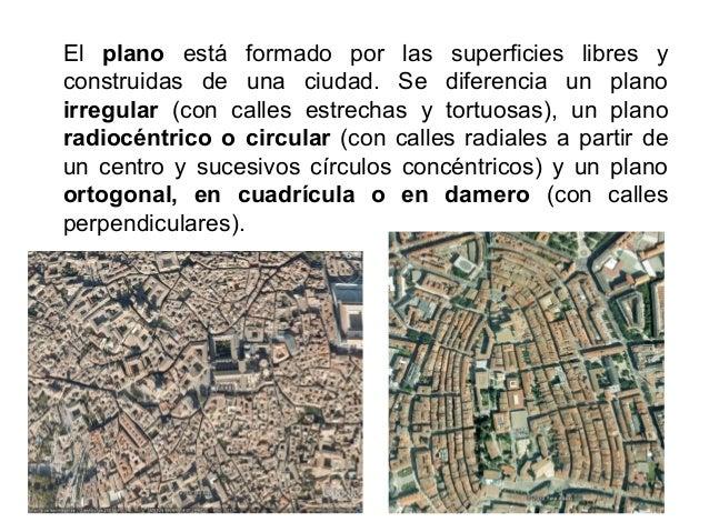 Los usos del suelo son las utilizaciones del espacio urbano según sus funciones comerciales, residenciales, industriales, ...