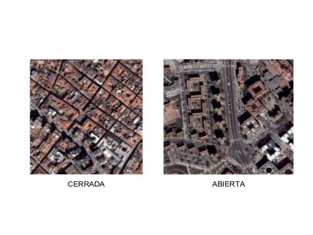 4.1 La ciudad preindustrial: el caso antiguo. El casco antiguo es la parte ocupada por la ciudad desde su origen hasta med...
