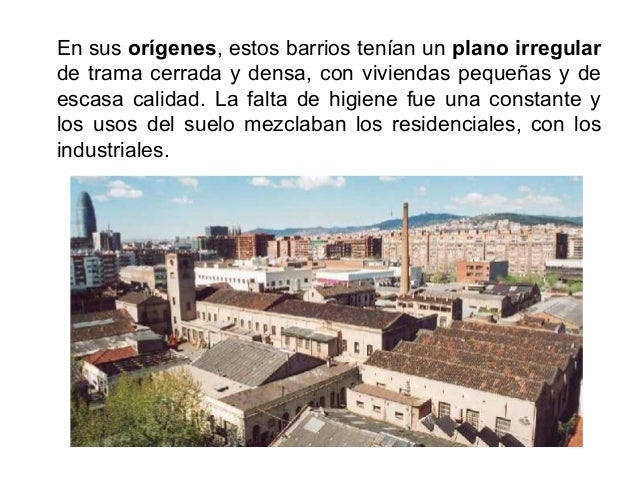 Un tipo específico de ciudad – jardín fue la Ciudad Lineal de Arturo Soria, que preveía una gran calle con servicios básic...