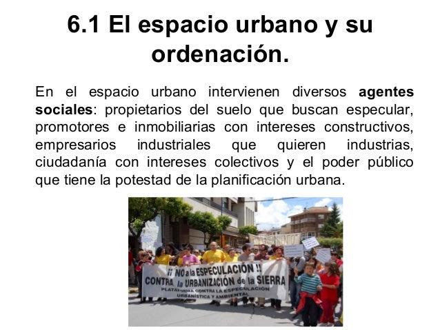 Actualmente la planificación urbanística se concreta en el ámbito municipal mediante los Planes Generales de Ordenación Ur...
