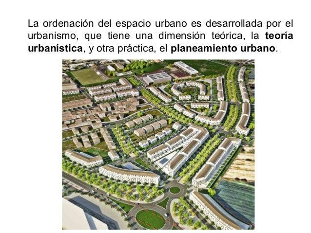 7. El sistema urbano español.