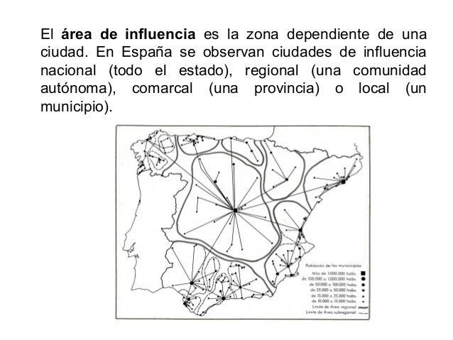 Las comunidades autónomas han impulsado sistemas urbanos regionales que pueden ser monocéntricos primados (encabezados sin...