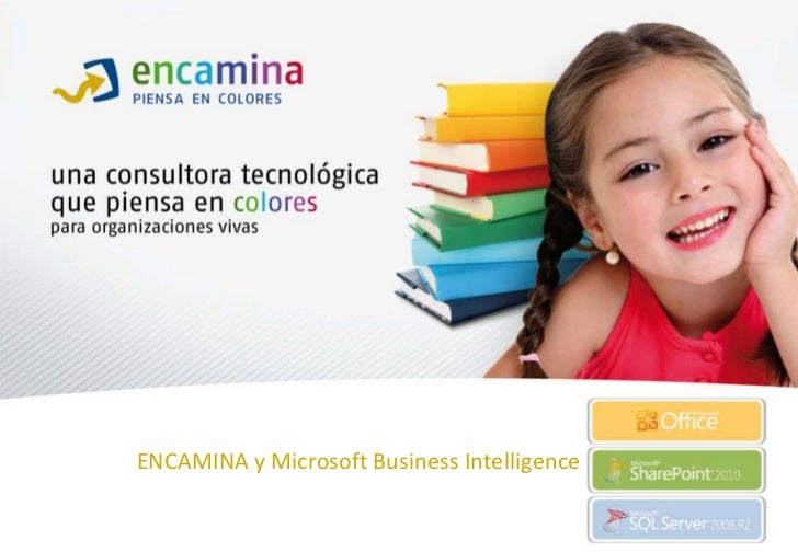 ENCAMINA y Microsoft Business Intelligence