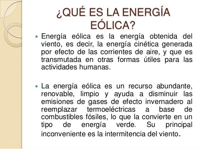 Presentaciòn energía eólica Slide 2
