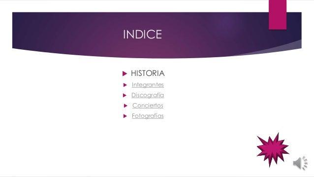 PARAMORE Slide 2