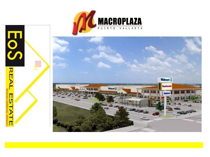 """""""MACROPLAZA PUERTO VALLARTA""""                es un proyecto desarrollado por:               Constructora Planigrupo SA de C..."""