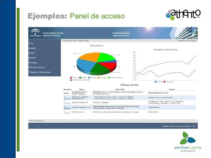 Presentación Athento e-Sanidad