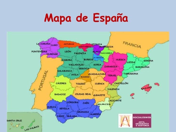 Comunidades Autnomas de Espaa