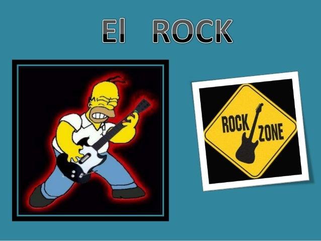 El rock es un genero musical del siglo xx y de la época contemporánea del cual nacen cada uno de los diversos géneros musi...