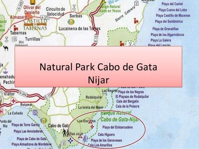 Natural Park Cabo de Gata Nijar