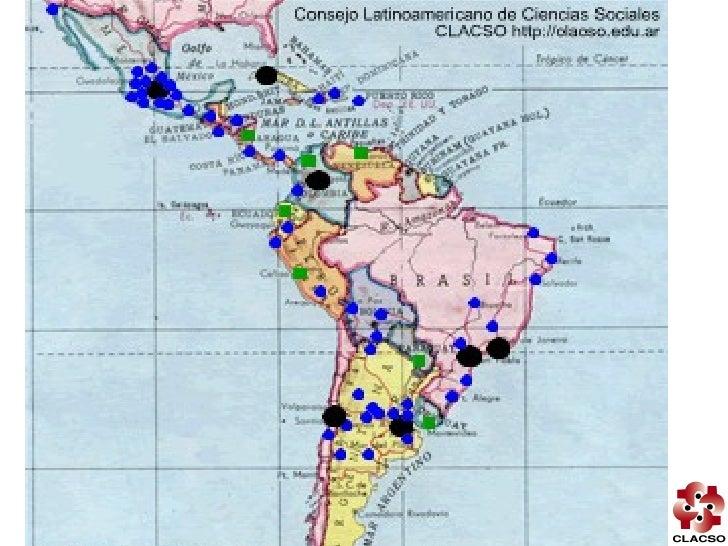 Red de Bibliotecas Virtuales CLACSO (repositorio institucional), dic.2009 Slide 2