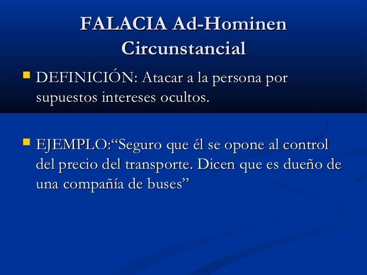 Falacio definition
