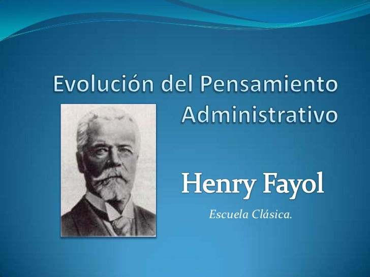 critics on henry fayol theory