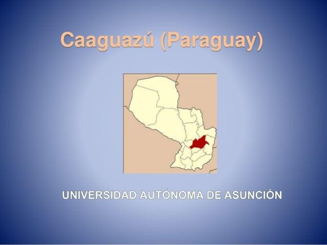 Caaguazú (Paraguay)