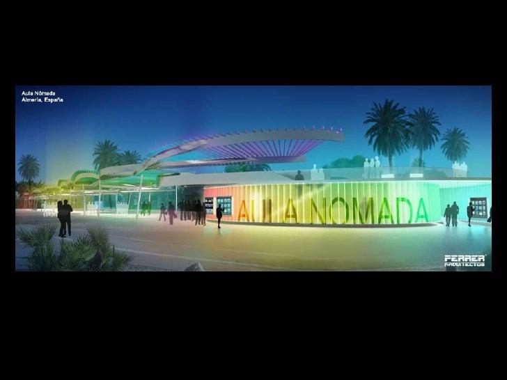 Presentación Ferrer Arquitectos Slide 1