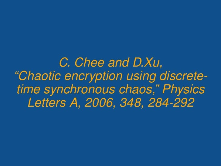 Framework for the analysis and design of encryption strategies ba…
